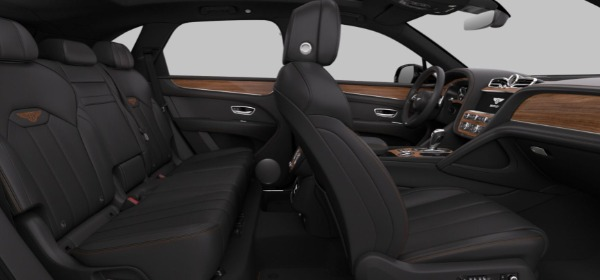 New 2021 Bentley Bentayga Hybrid for sale Call for price at Bugatti of Greenwich in Greenwich CT 06830 6
