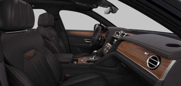 New 2021 Bentley Bentayga Hybrid V6 for sale $204,055 at Bugatti of Greenwich in Greenwich CT 06830 8