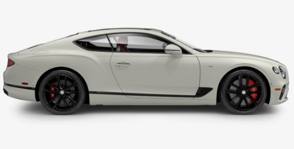 New 2021 Bentley Continental GT V8 for sale $270,170 at Bugatti of Greenwich in Greenwich CT 06830 2