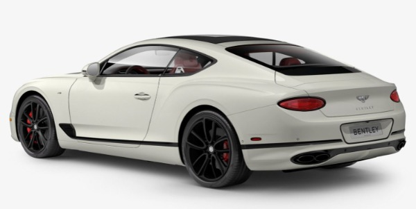 New 2021 Bentley Continental GT V8 for sale $270,170 at Bugatti of Greenwich in Greenwich CT 06830 3