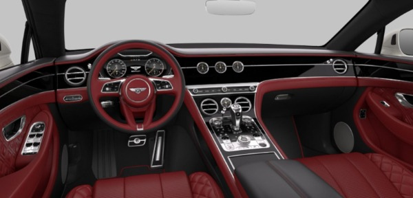 New 2021 Bentley Continental GT V8 for sale $270,170 at Bugatti of Greenwich in Greenwich CT 06830 6