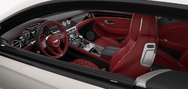 New 2021 Bentley Continental GT V8 for sale $270,170 at Bugatti of Greenwich in Greenwich CT 06830 8