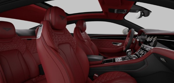 New 2021 Bentley Continental GT V8 for sale $270,170 at Bugatti of Greenwich in Greenwich CT 06830 9