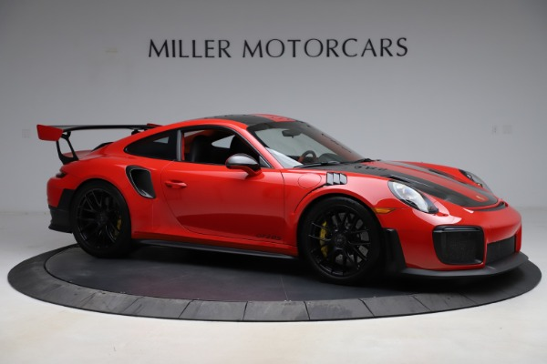 Used 2018 Porsche 911 GT2 RS for sale $325,900 at Bugatti of Greenwich in Greenwich CT 06830 10