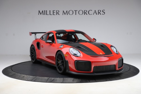 Used 2018 Porsche 911 GT2 RS for sale $325,900 at Bugatti of Greenwich in Greenwich CT 06830 11
