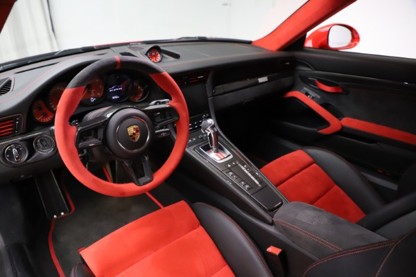 Used 2018 Porsche 911 GT2 RS for sale $325,900 at Bugatti of Greenwich in Greenwich CT 06830 13