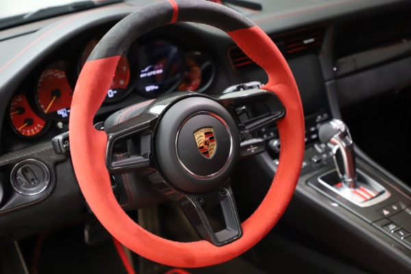 Used 2018 Porsche 911 GT2 RS for sale $325,900 at Bugatti of Greenwich in Greenwich CT 06830 18