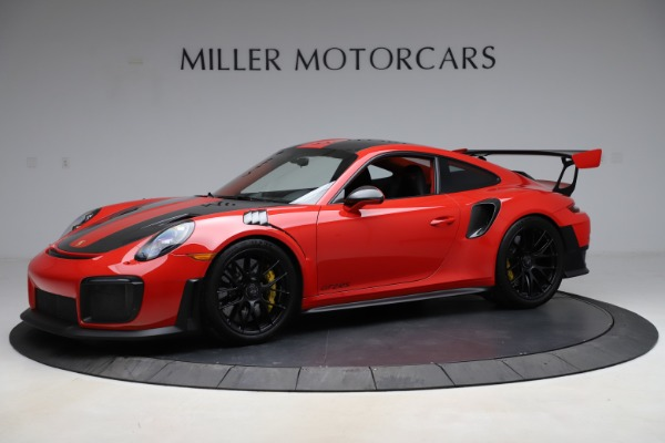 Used 2018 Porsche 911 GT2 RS for sale $325,900 at Bugatti of Greenwich in Greenwich CT 06830 2