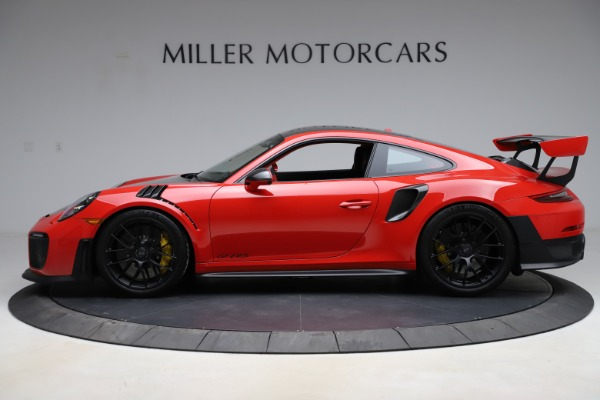 Used 2018 Porsche 911 GT2 RS for sale $325,900 at Bugatti of Greenwich in Greenwich CT 06830 3