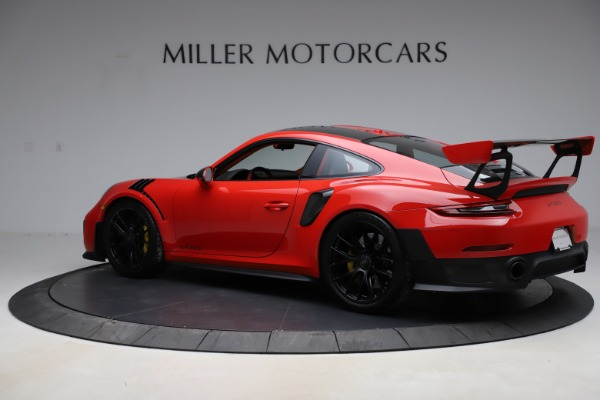 Used 2018 Porsche 911 GT2 RS for sale $325,900 at Bugatti of Greenwich in Greenwich CT 06830 4