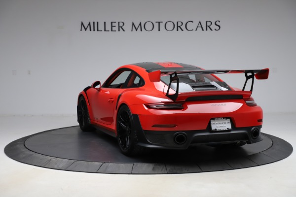Used 2018 Porsche 911 GT2 RS for sale $325,900 at Bugatti of Greenwich in Greenwich CT 06830 5