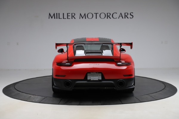 Used 2018 Porsche 911 GT2 RS for sale $325,900 at Bugatti of Greenwich in Greenwich CT 06830 6