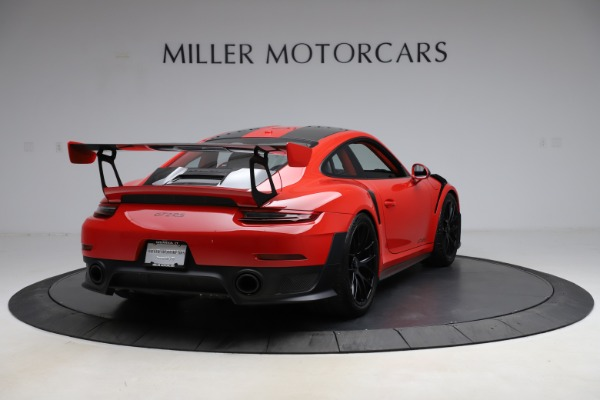 Used 2018 Porsche 911 GT2 RS for sale $325,900 at Bugatti of Greenwich in Greenwich CT 06830 7
