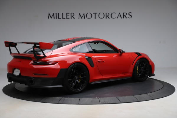 Used 2018 Porsche 911 GT2 RS for sale $325,900 at Bugatti of Greenwich in Greenwich CT 06830 8
