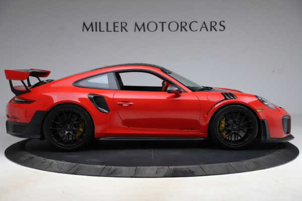 Used 2018 Porsche 911 GT2 RS for sale $325,900 at Bugatti of Greenwich in Greenwich CT 06830 9