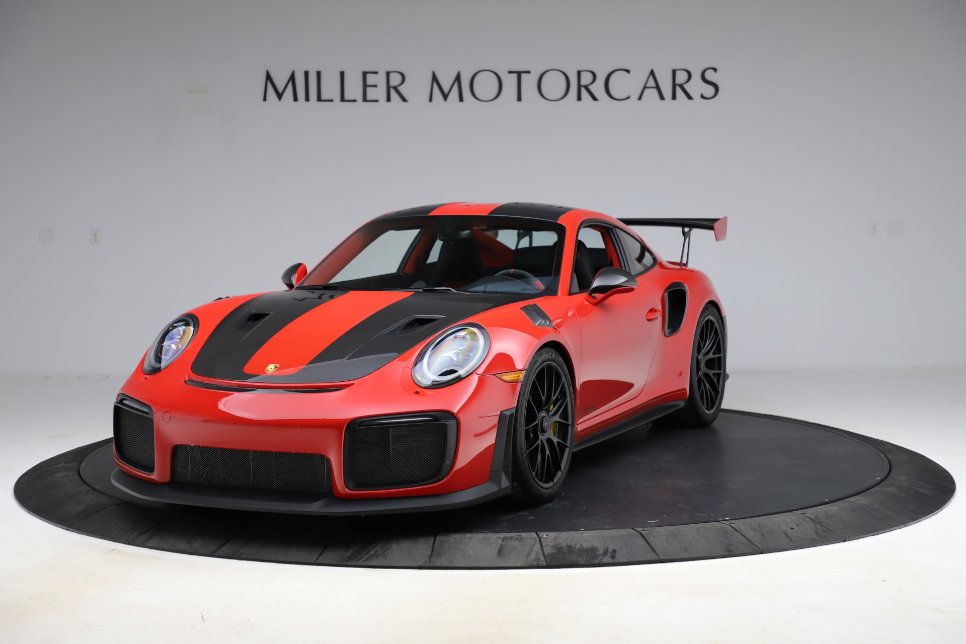 Used 2018 Porsche 911 GT2 RS for sale $325,900 at Bugatti of Greenwich in Greenwich CT 06830 1