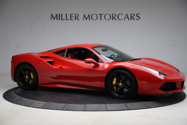 Used 2018 Ferrari 488 GTB for sale $209,900 at Bugatti of Greenwich in Greenwich CT 06830 10