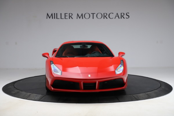 Used 2018 Ferrari 488 GTB for sale $209,900 at Bugatti of Greenwich in Greenwich CT 06830 12
