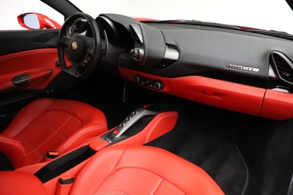 Used 2018 Ferrari 488 GTB for sale $209,900 at Bugatti of Greenwich in Greenwich CT 06830 17