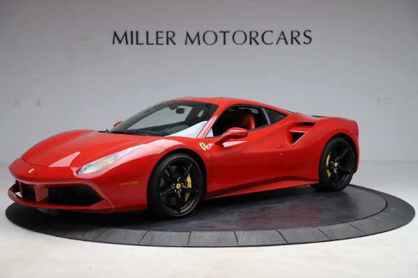 Used 2018 Ferrari 488 GTB for sale $209,900 at Bugatti of Greenwich in Greenwich CT 06830 2