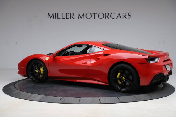 Used 2018 Ferrari 488 GTB for sale $209,900 at Bugatti of Greenwich in Greenwich CT 06830 4