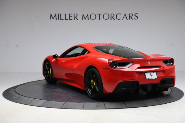 Used 2018 Ferrari 488 GTB for sale $209,900 at Bugatti of Greenwich in Greenwich CT 06830 5