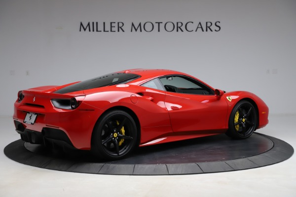 Used 2018 Ferrari 488 GTB for sale $209,900 at Bugatti of Greenwich in Greenwich CT 06830 8