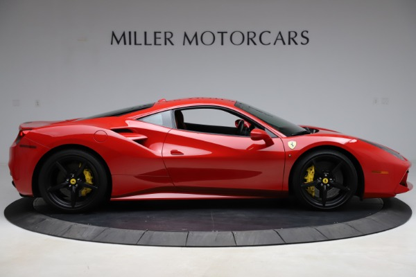 Used 2018 Ferrari 488 GTB for sale $209,900 at Bugatti of Greenwich in Greenwich CT 06830 9