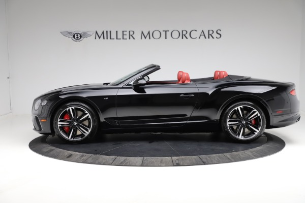 New 2021 Bentley Continental GT V8 for sale $263,905 at Bugatti of Greenwich in Greenwich CT 06830 2