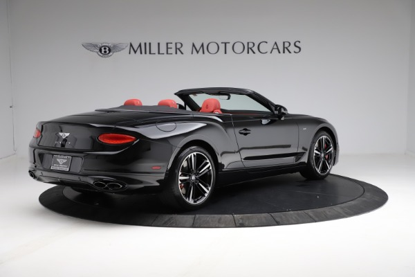 New 2021 Bentley Continental GT V8 for sale $263,905 at Bugatti of Greenwich in Greenwich CT 06830 7