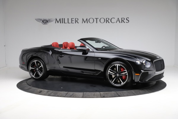 New 2021 Bentley Continental GT V8 for sale $263,905 at Bugatti of Greenwich in Greenwich CT 06830 9