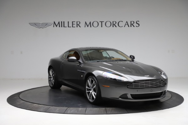 Used 2012 Aston Martin DB9 for sale Call for price at Bugatti of Greenwich in Greenwich CT 06830 10