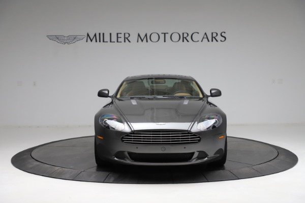 Used 2012 Aston Martin DB9 for sale Call for price at Bugatti of Greenwich in Greenwich CT 06830 11