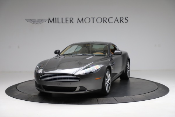 Used 2012 Aston Martin DB9 for sale Call for price at Bugatti of Greenwich in Greenwich CT 06830 12