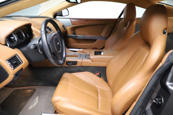 Used 2012 Aston Martin DB9 for sale Call for price at Bugatti of Greenwich in Greenwich CT 06830 13