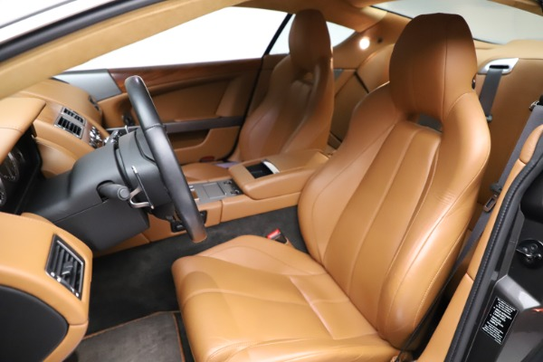 Used 2012 Aston Martin DB9 for sale Call for price at Bugatti of Greenwich in Greenwich CT 06830 14