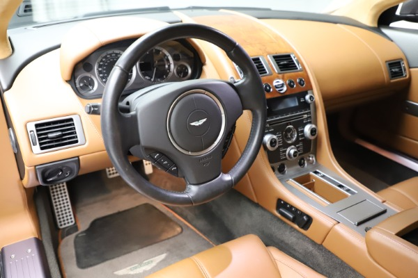 Used 2012 Aston Martin DB9 for sale Call for price at Bugatti of Greenwich in Greenwich CT 06830 15