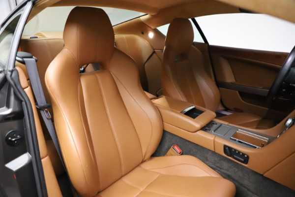Used 2012 Aston Martin DB9 for sale Call for price at Bugatti of Greenwich in Greenwich CT 06830 19