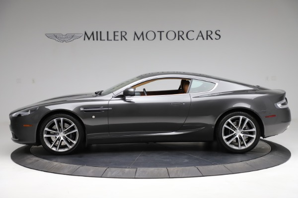 Used 2012 Aston Martin DB9 for sale Call for price at Bugatti of Greenwich in Greenwich CT 06830 2