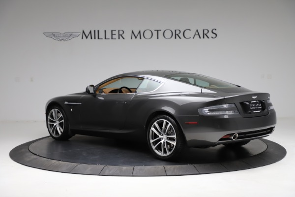 Used 2012 Aston Martin DB9 for sale Call for price at Bugatti of Greenwich in Greenwich CT 06830 3