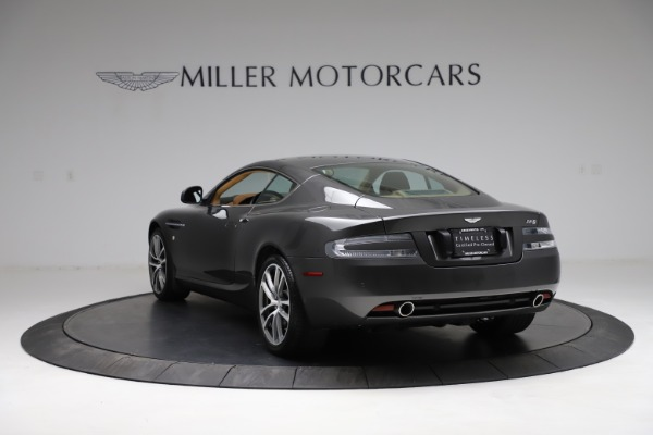 Used 2012 Aston Martin DB9 for sale Call for price at Bugatti of Greenwich in Greenwich CT 06830 4