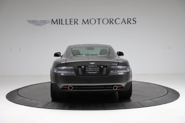 Used 2012 Aston Martin DB9 for sale Call for price at Bugatti of Greenwich in Greenwich CT 06830 5