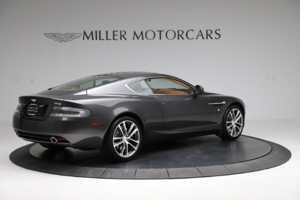 Used 2012 Aston Martin DB9 for sale Call for price at Bugatti of Greenwich in Greenwich CT 06830 7