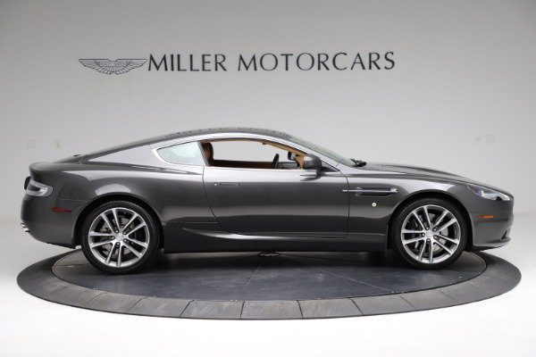 Used 2012 Aston Martin DB9 for sale Call for price at Bugatti of Greenwich in Greenwich CT 06830 8