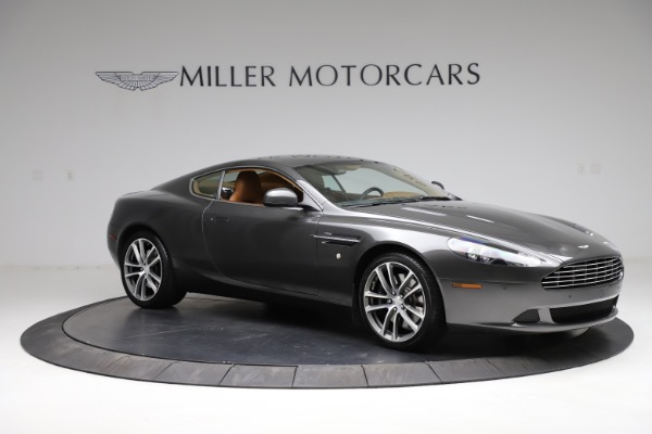 Used 2012 Aston Martin DB9 for sale Call for price at Bugatti of Greenwich in Greenwich CT 06830 9