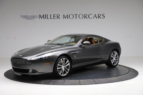 Used 2012 Aston Martin DB9 for sale Call for price at Bugatti of Greenwich in Greenwich CT 06830 1