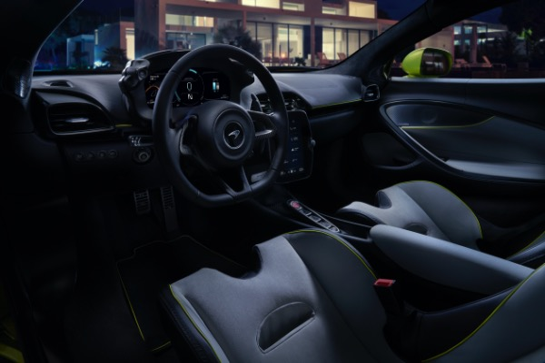 New 2021 McLaren Artura for sale Call for price at Bugatti of Greenwich in Greenwich CT 06830 5
