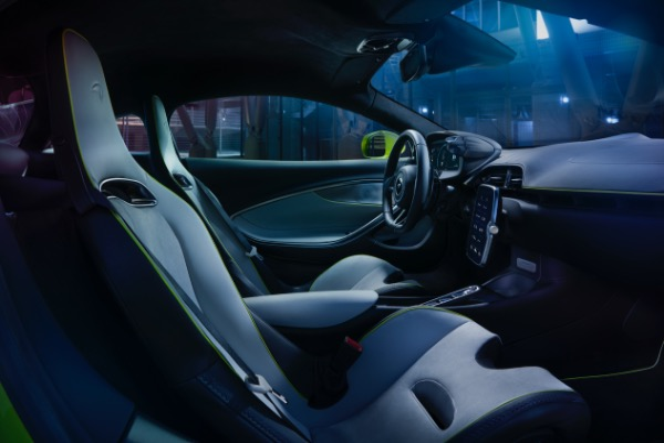 New 2021 McLaren Artura for sale Call for price at Bugatti of Greenwich in Greenwich CT 06830 6