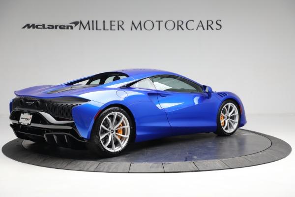 New 2021 McLaren Artura for sale Call for price at Bugatti of Greenwich in Greenwich CT 06830 7