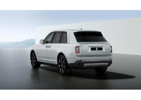 New 2021 Rolls-Royce Cullinan for sale $391,375 at Bugatti of Greenwich in Greenwich CT 06830 3